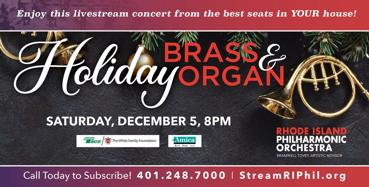 Holiday Brass & Organ