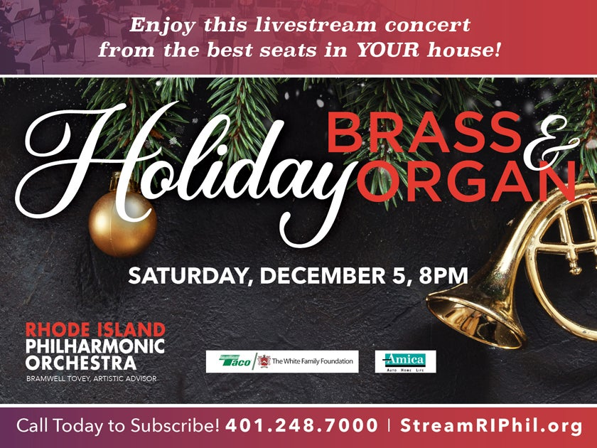 More Info for Holiday Brass & Organ
