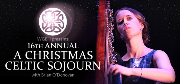 Christmas Celtic Sojourn 2019 WGBH presents A Christmas Celtic Sojourn with Brian O'Donovan