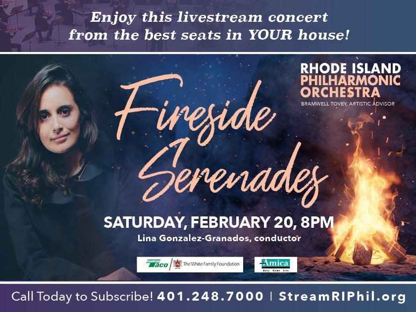 More Info for Fireside Serenades