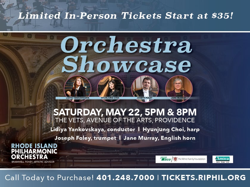 More Info for Orchestra Showcase