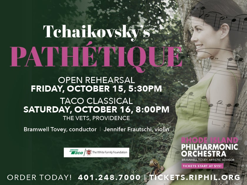 More Info for Tchaikovsky's Pathétique