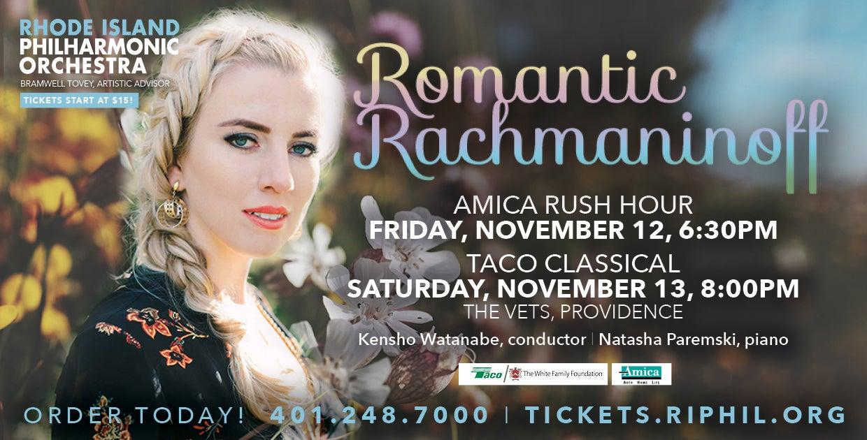 Romantic Rachmaninoff