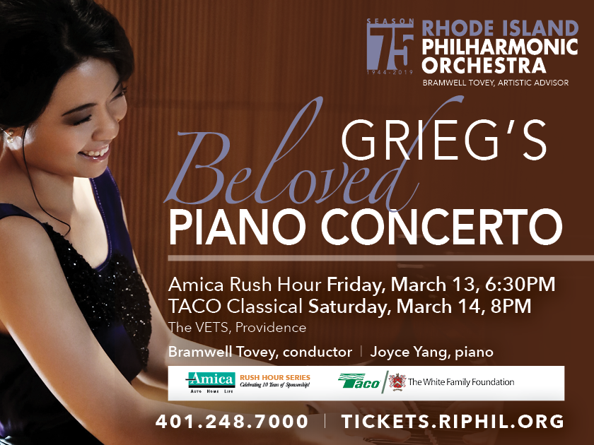 More Info for Grieg's Beloved Piano Concerto