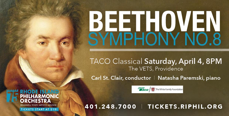 Beethoven Symphony No. 8