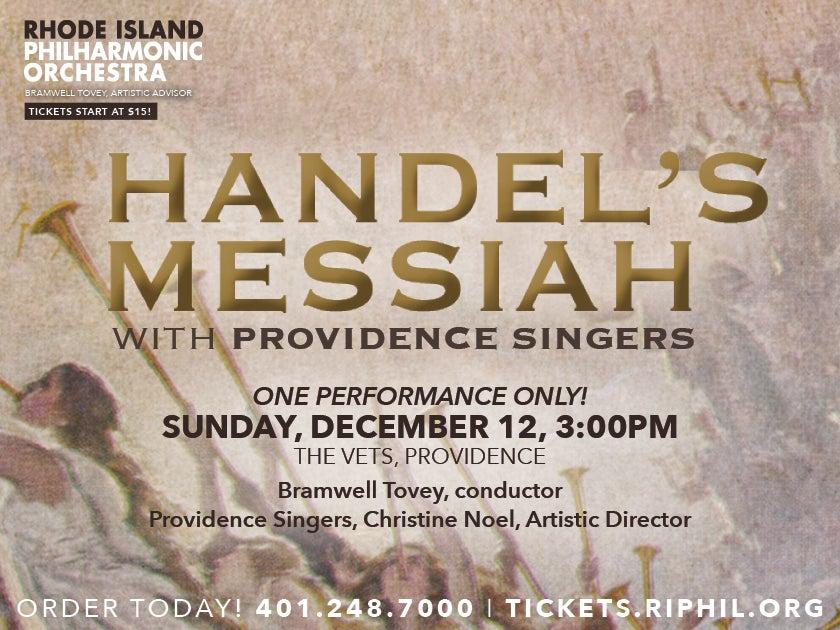 More Info for Handel's Messiah