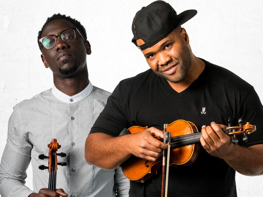 More Info for Black Violin
