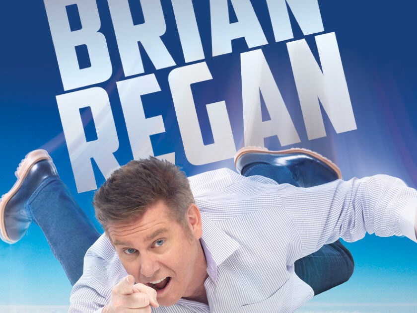 More Info for Brian Regan