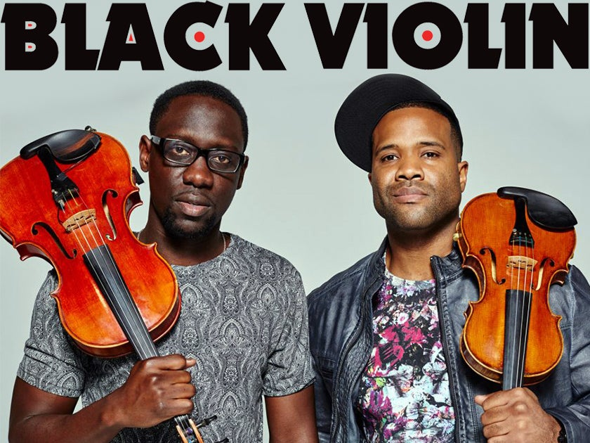 More Info for Black Violin