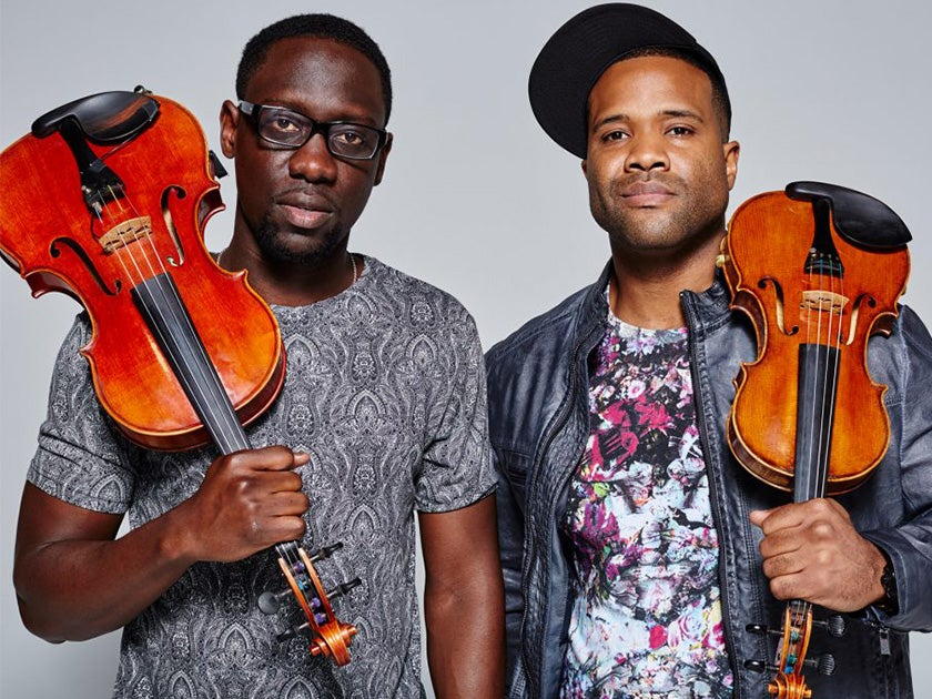 More Info for RESCHEDULED: Black Violin