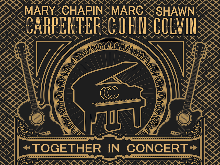 More Info for Mary Chapin Carpenter, Marc Cohn, and Shawn Colvin: Together in Concert