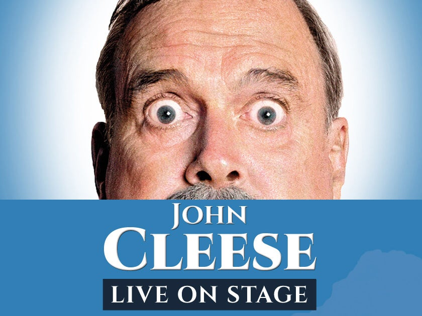 More Info for John Cleese Live On Stage