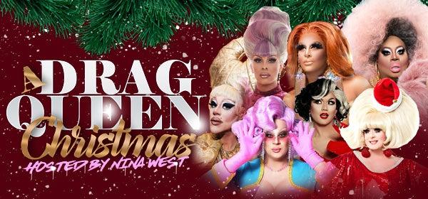 A Drag Queen Christmas.A Drag Queen Christmas Veterans Memorial Auditorium