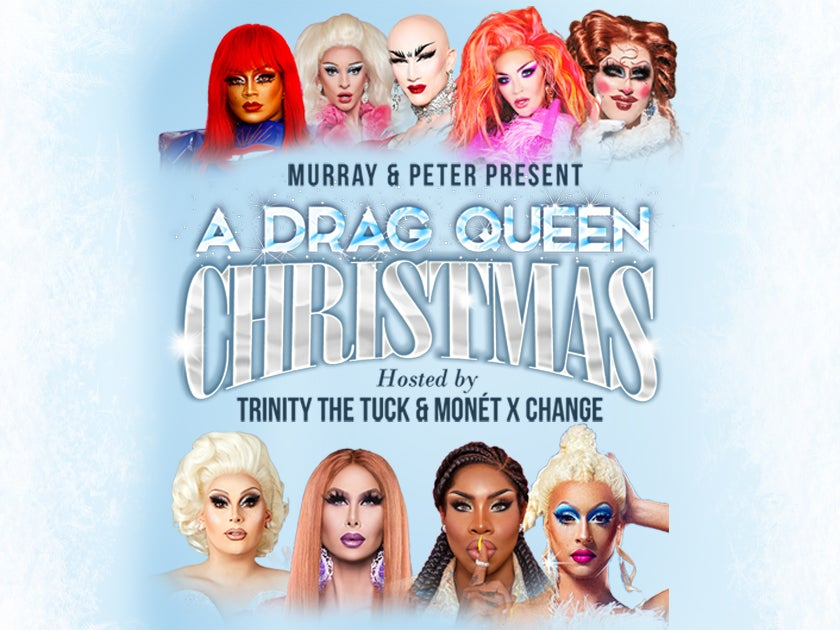 More Info for A Drag Queen Christmas