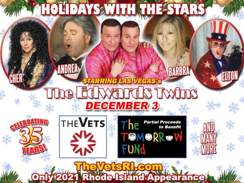 More Info for The Edwards Twins: Holidays with the Stars