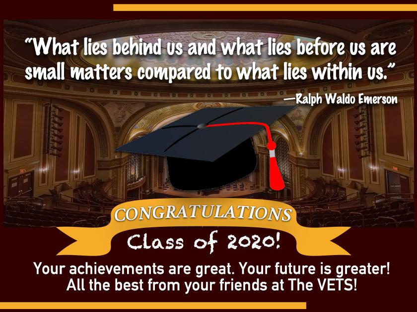 More Info for Congratulations!