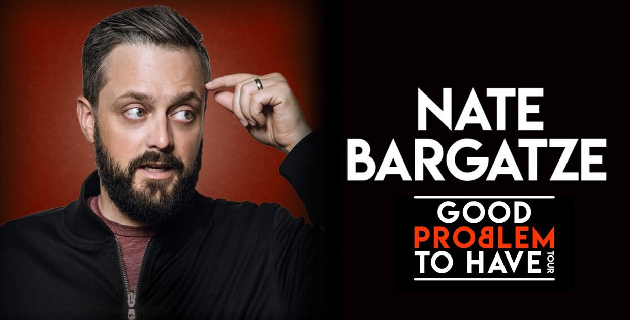 POSTPONED: Nate Bargatze