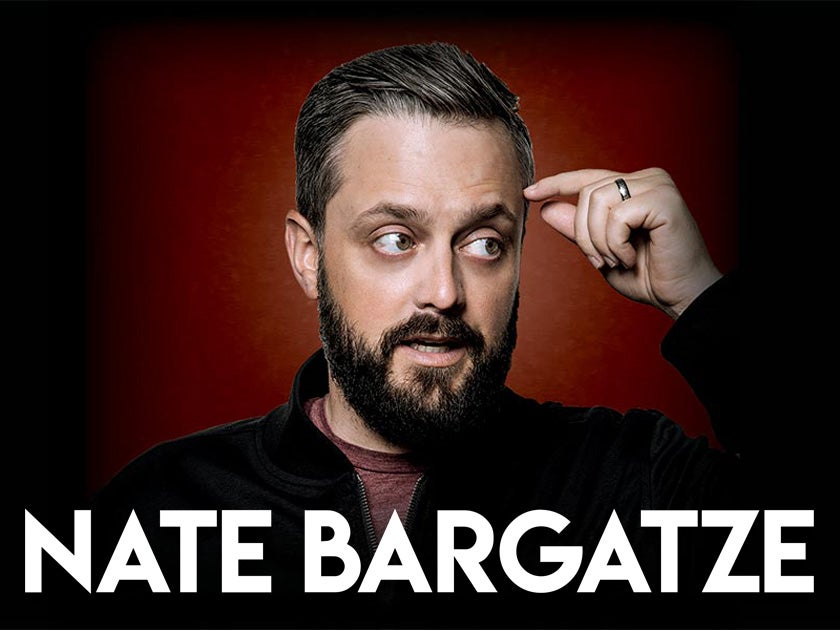 More Info for Nate Bargatze
