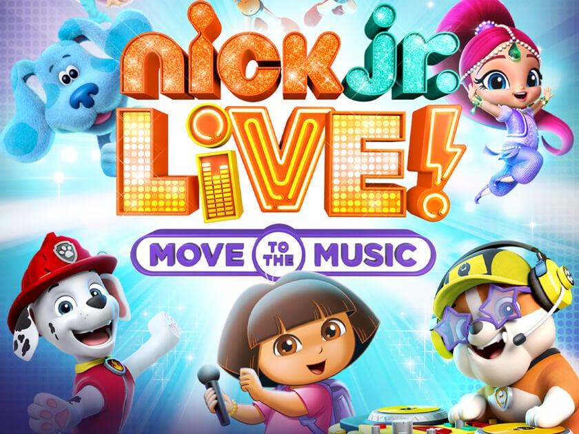 More Info for Nick Jr. Live!